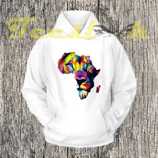 Africa Lion Hoodies