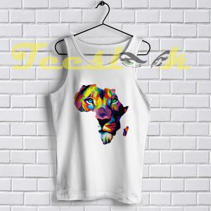Tank Top Africa Lion