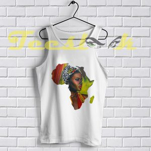 Tank Top African Woman