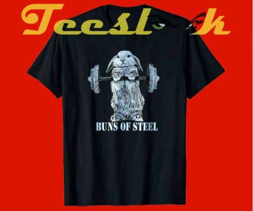 Buns of Steel tees shirt