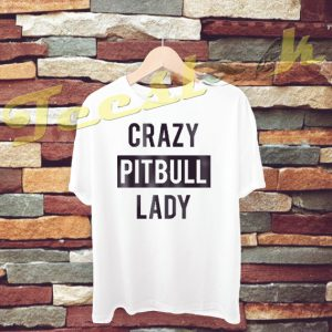 Crazy Pitbull Lady