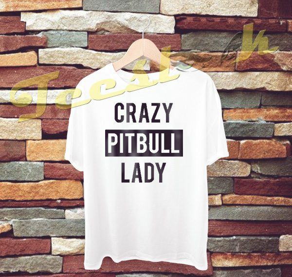 Crazy Pitbull Lady