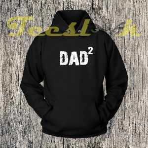 Dad Gift DAD 2 Hoodies