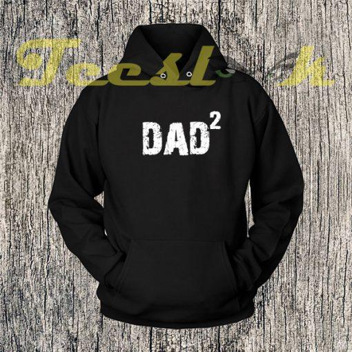 Dad Gift DAD 2 Hoodies