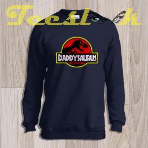 Sweatshirt Daddysaurus
