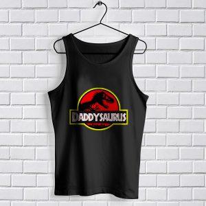 Tank Top Daddysaurus