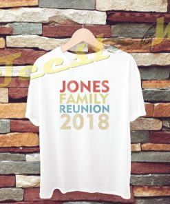 Family Reunion tees shirt