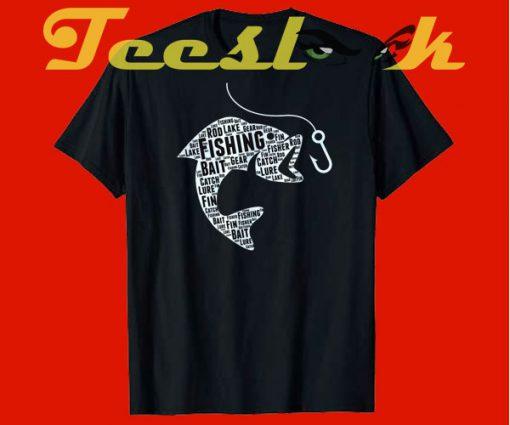 Fisherman tees shirt