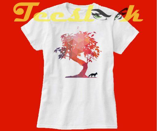 Fox Tree tees shirt