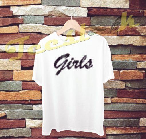 Girls tees shirt