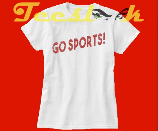 Go Sports tees shirt