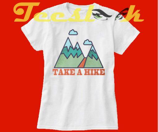 Hiking Camping Mountain tees shirt