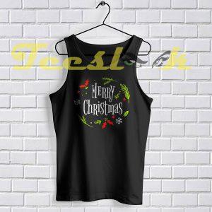 Tank Top Merry Christmas