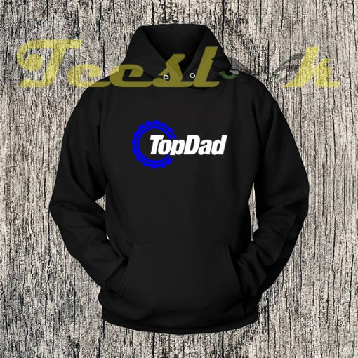 Top Dad Motor Sports Racing Fathers Days Hoodies
