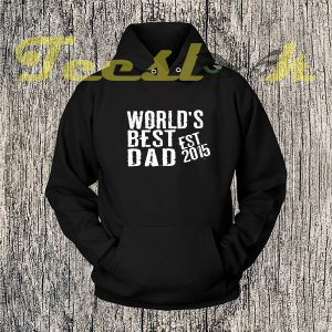 World's Best Dad Mens Hoodies