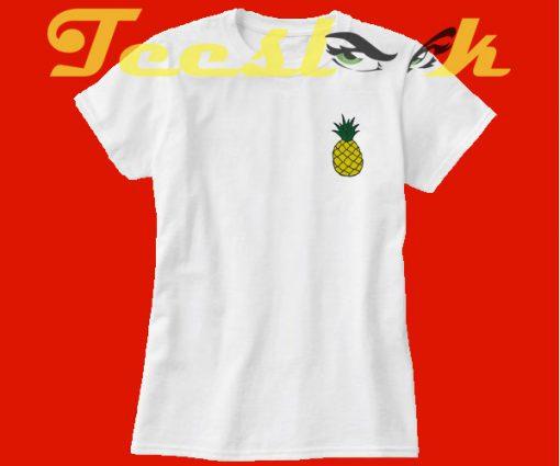 Pineapple tees shirt