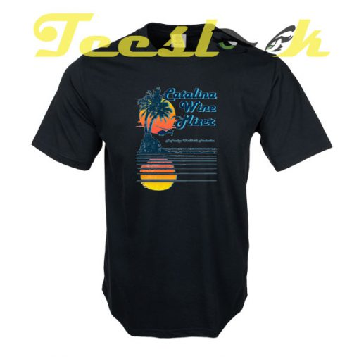 Catalina Wine Mixer tees shirt