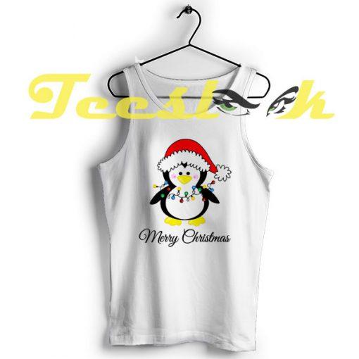 TankTop Christmas Penguin