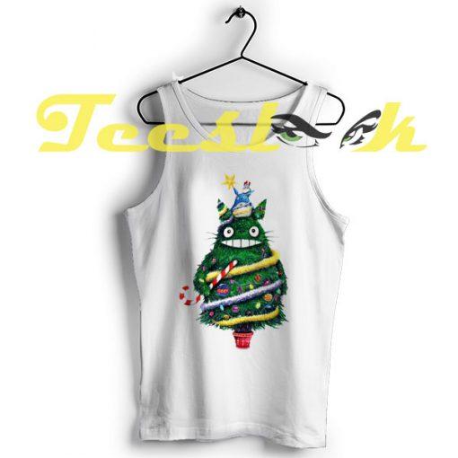 TankTop Christmas tree Totoro