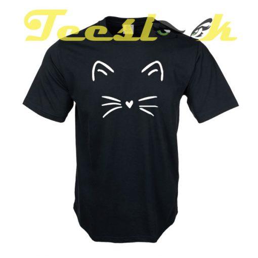 Cute Cat Shirt Kitty Kitten tees shirt