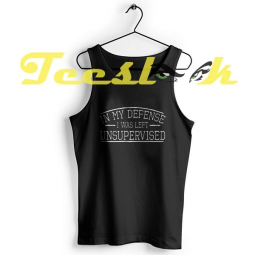 Tank Top DEFENSE LEFT