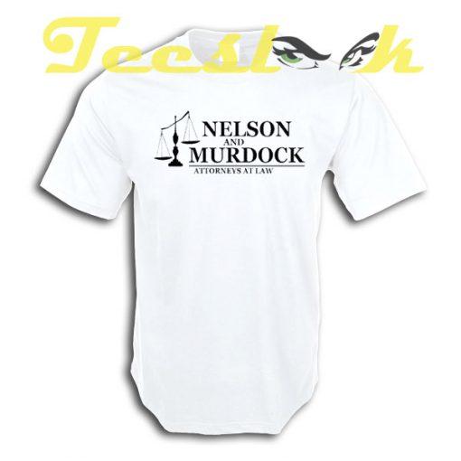 Daredevil Nelson and Murdock Ringer tees shirt