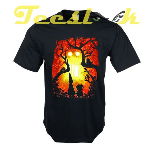 Enchanted Forest tees shirt