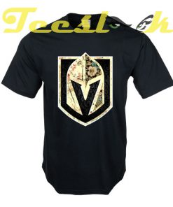 FLORALS Golden Knights tees shirt