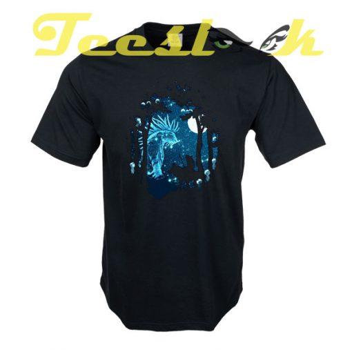 Forest Spirit tees shirt