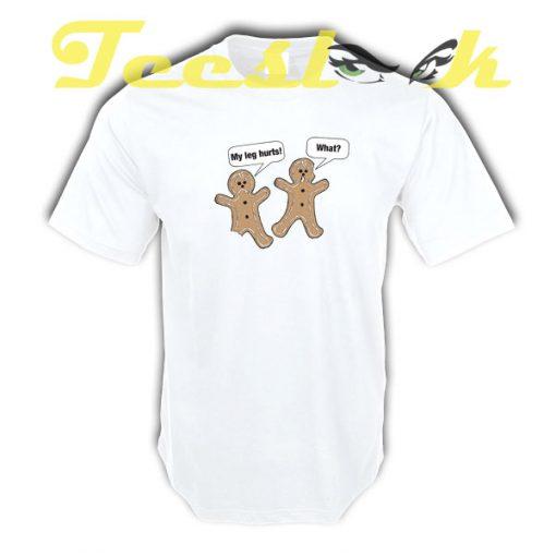 GINGERBREAD tees shirt