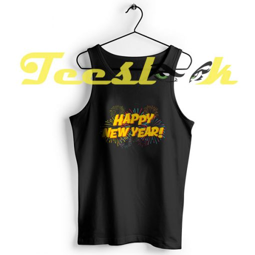 TankTop Happy New Year Big Bang Celebration