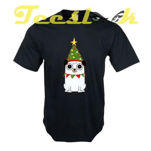 It's Christmas for Pug's sake tees shirt