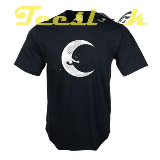 Moon Hug tees shirt