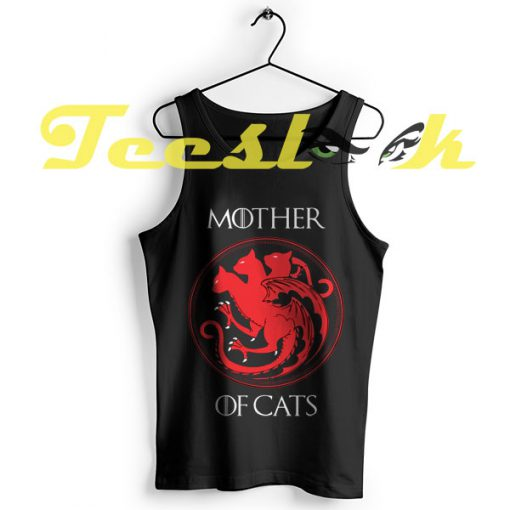 TankTop Mother of Cats