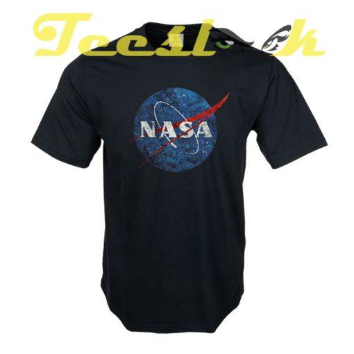 NASA Vintage Emblem tees shirt