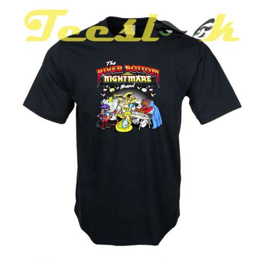River Bottom Nightmare Band tees shirt