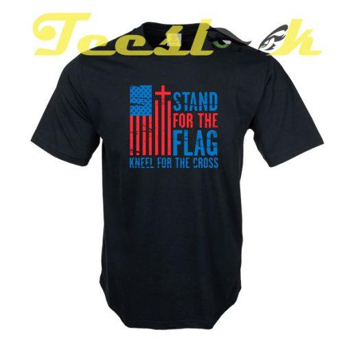 STAND FLAG tees shirt