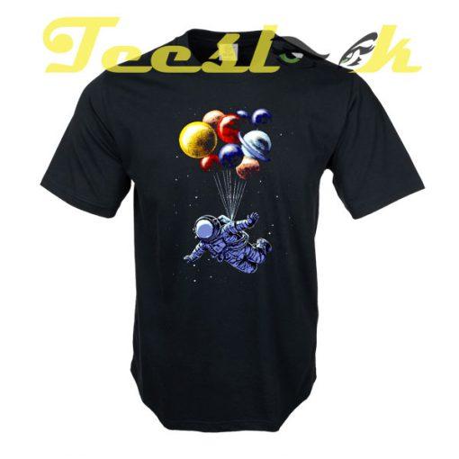 Space Travel tees shirt