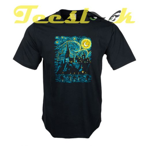 Starry School tees shirt