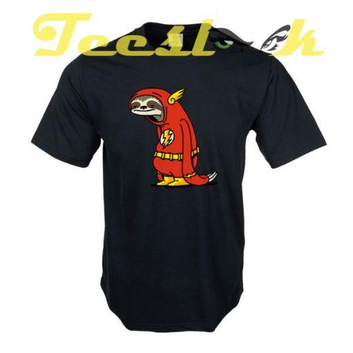 The Flash tees shirt