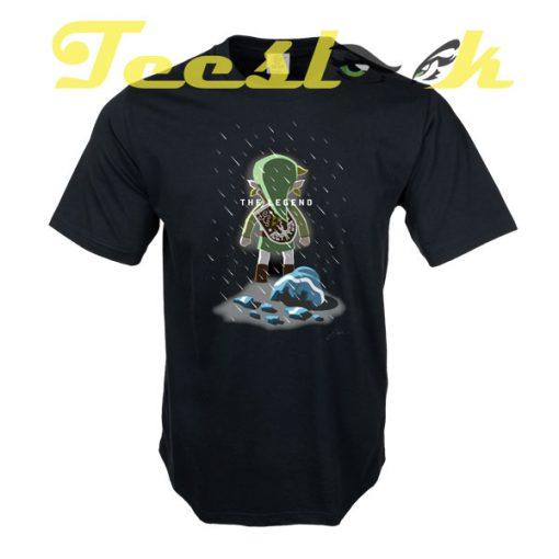 The Legend of Broken Pots tees shirt