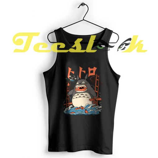 Tank Top The Neighbor's Attack