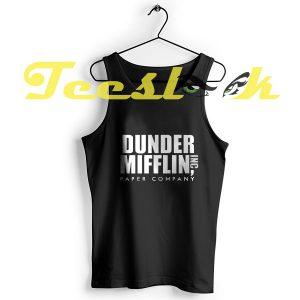 Tank Top The Office Dunder Mifflin