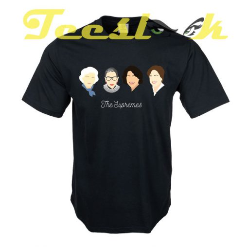 The Supremes tees shirt