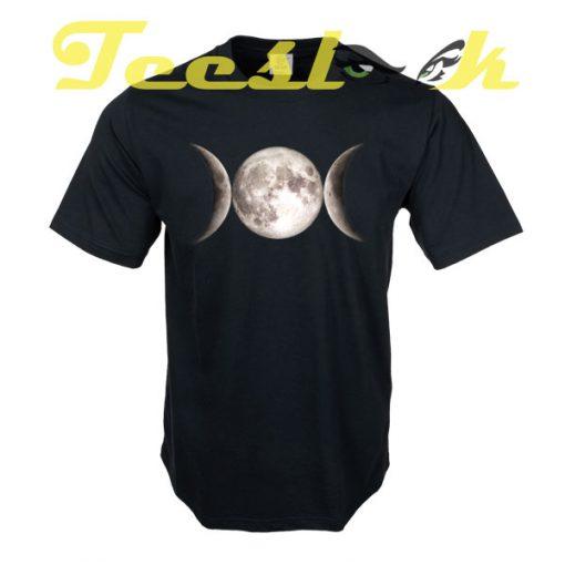 Triple Moon tees shirt