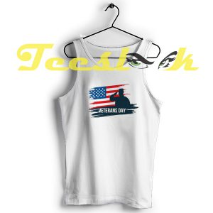 Tank Top Veterans Day Tee 2