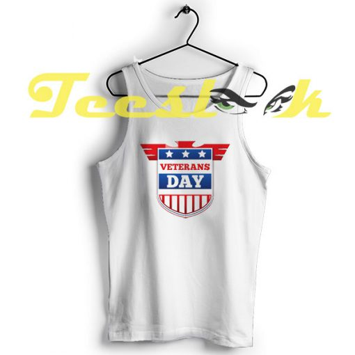 Tank Top Veterans Day Tee 3
