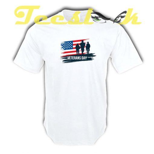 Veterans Day Tee tees shirt