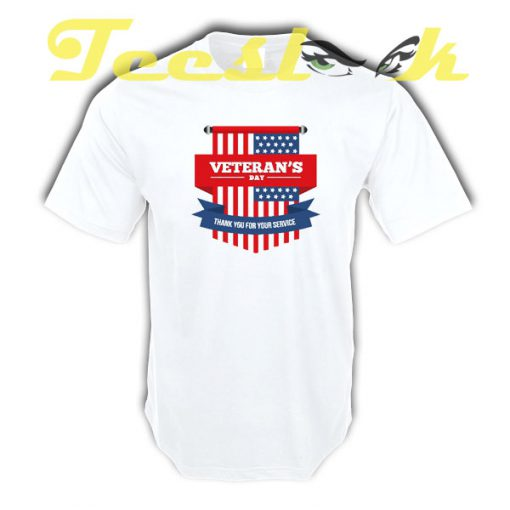 Veterans Day Tee Thank you for your service 2 tees shirt