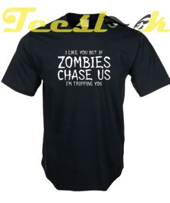 ZOMBIES TRIPPING tees shirt